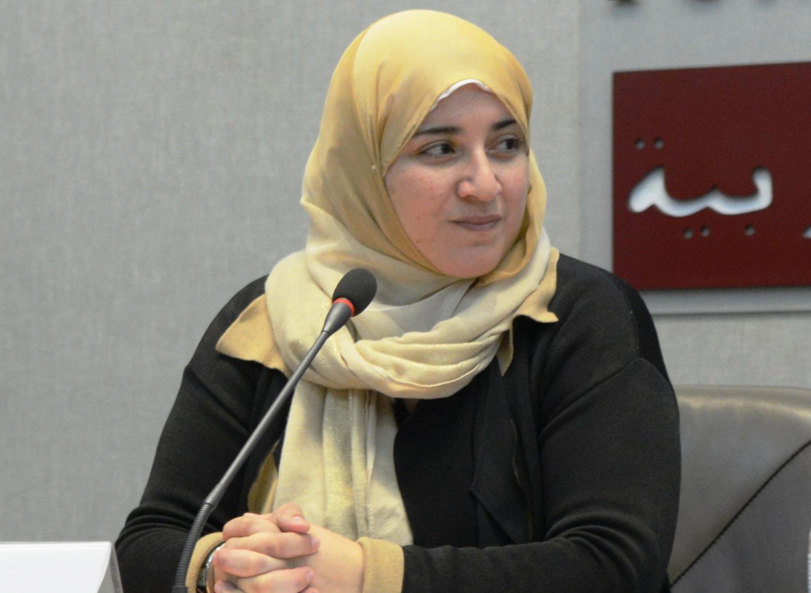 'La liberación de las mujeres es la excusa de Occidente para justificar sus guerras en los países árabes'