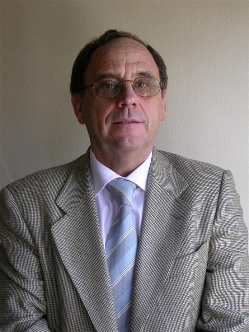 Santiago Romero, el catedrático de la Universidad de Sevilla.