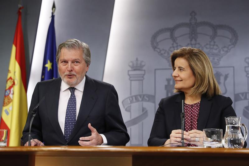 El gobierno conf a en llegar a un acuerdo con psoe y for Clausula suelo y acuerdo extrajudicial