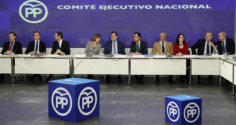 Rajoy preside /EFE
