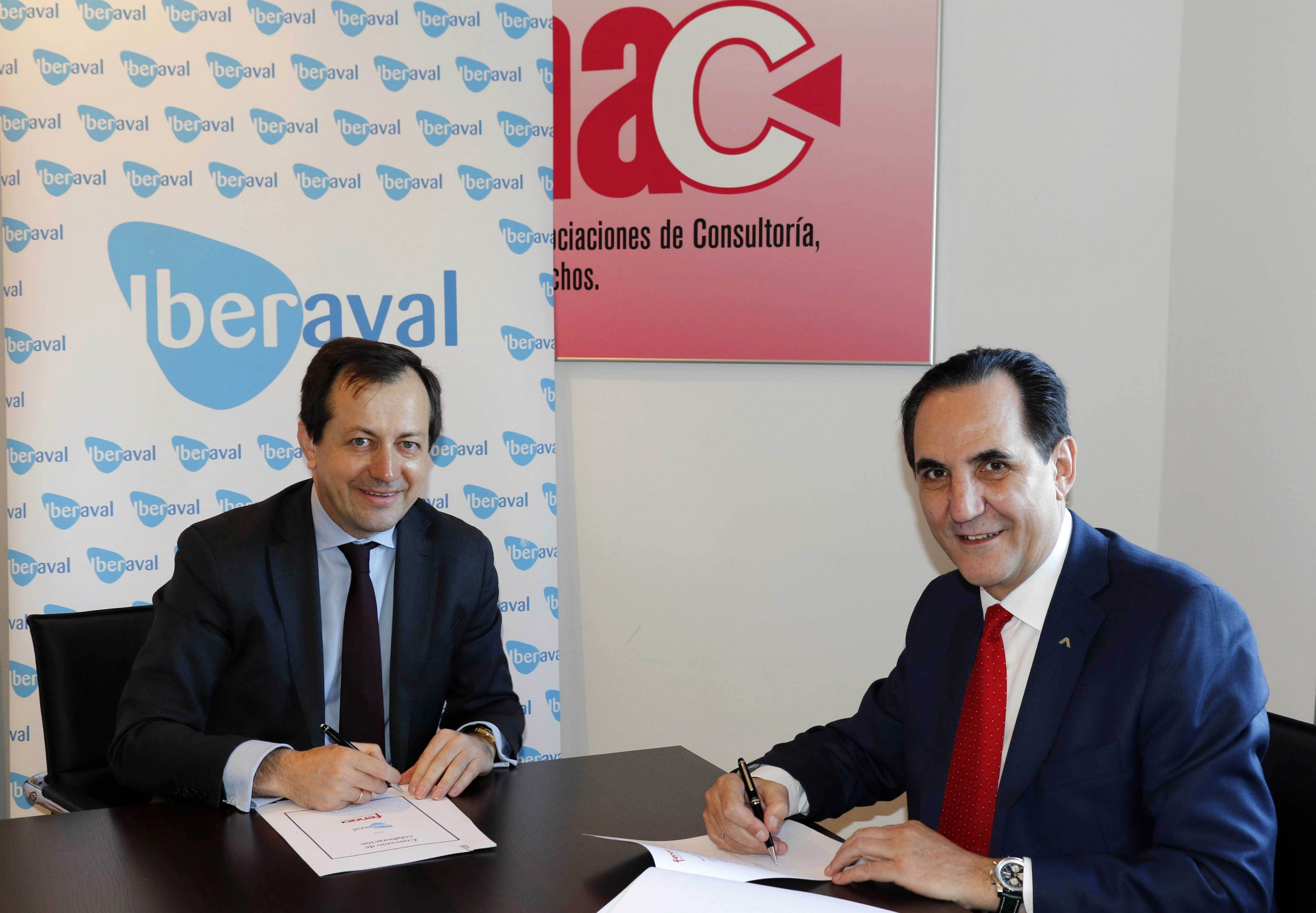 Convenio entre la firma iberaval y la asociaci n de consultores y despachos sobre financiaci n - Convenio de oficinas y despachos madrid ...