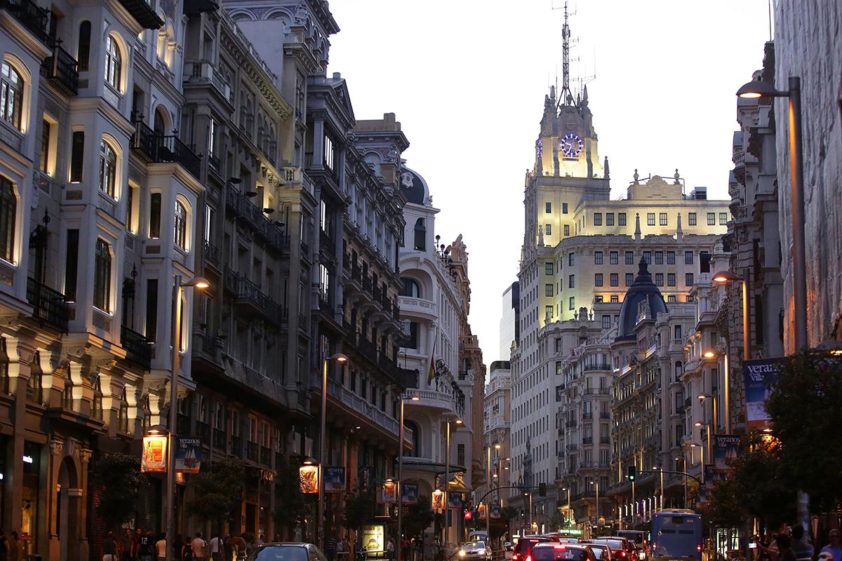 La gentrificación en Madrid: de la Gran Vía a Chueca   Público