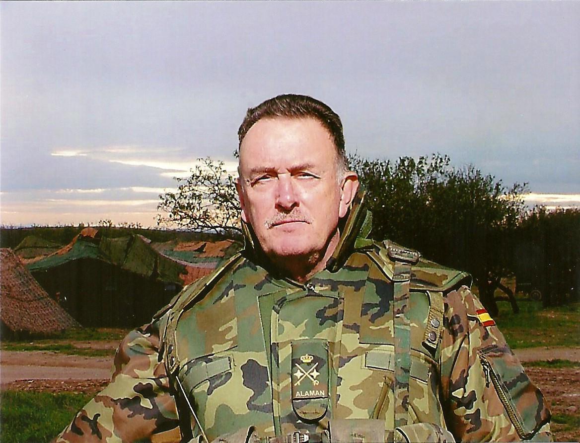 Resultado de imagen de l teniente general Emilio Pérez Alamán