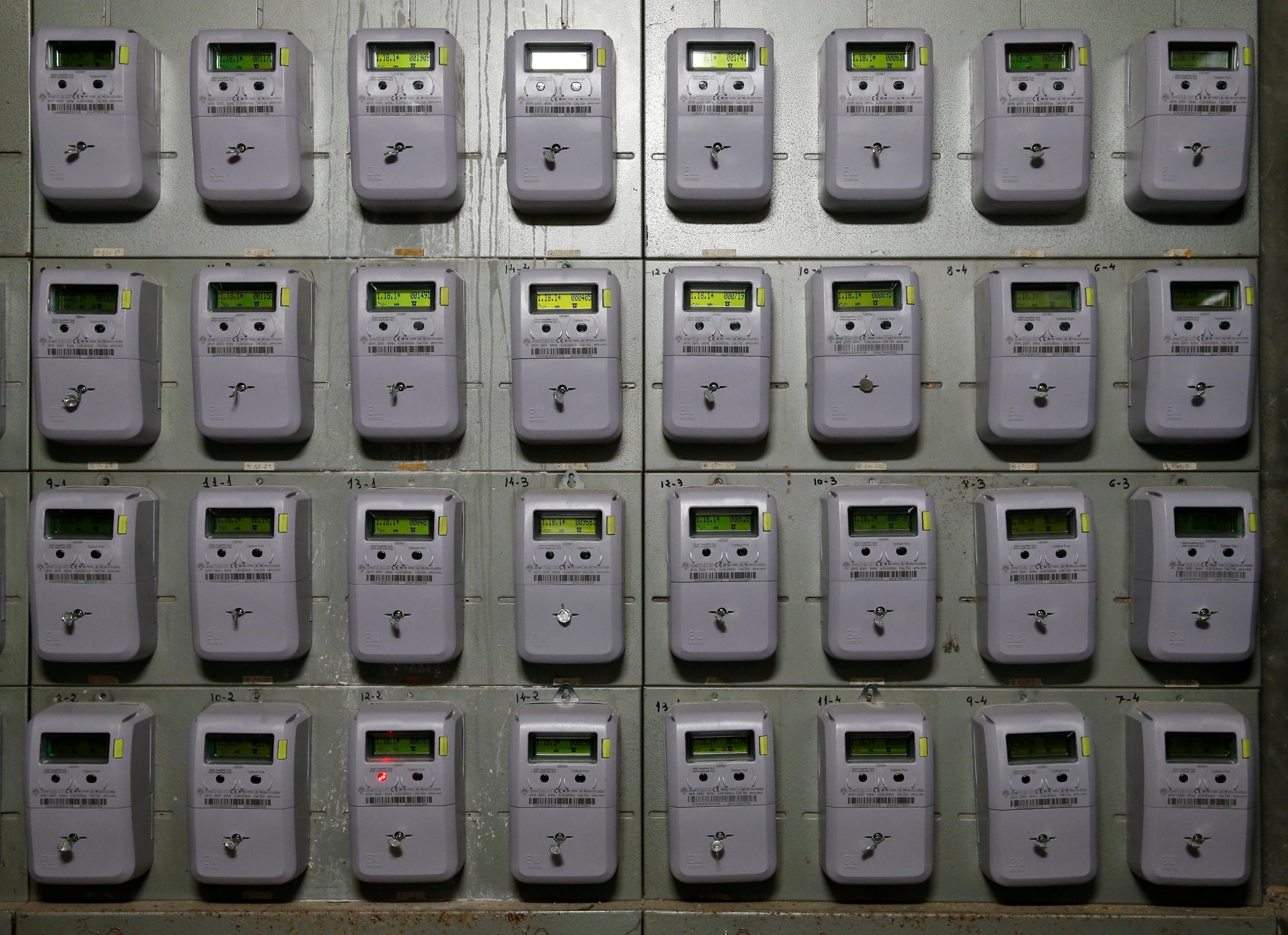 El precio de la electricidad el recibo de la luz se ha for Contador de luz precio