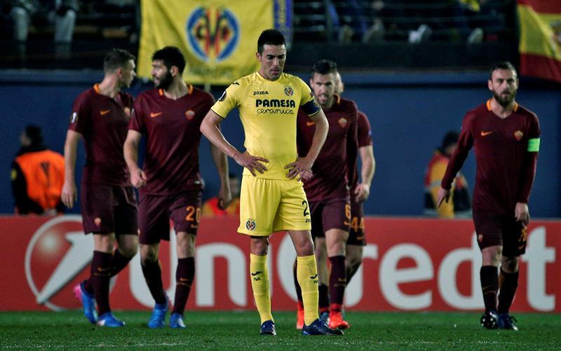 Dzeko destroza al Villarreal, el Shakhtar gana en Balaídos y el Athletic sufre ante el Apoel