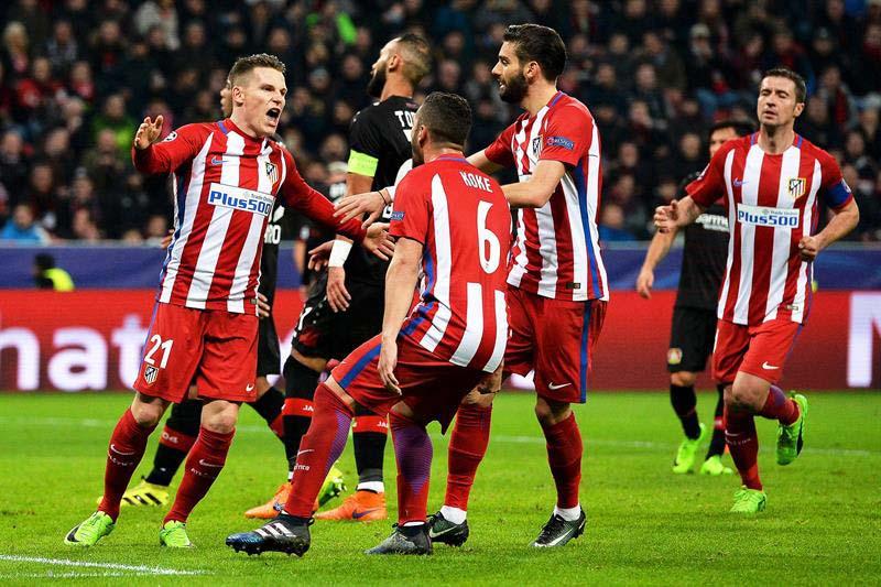 El Atlético saca billete para cuartos