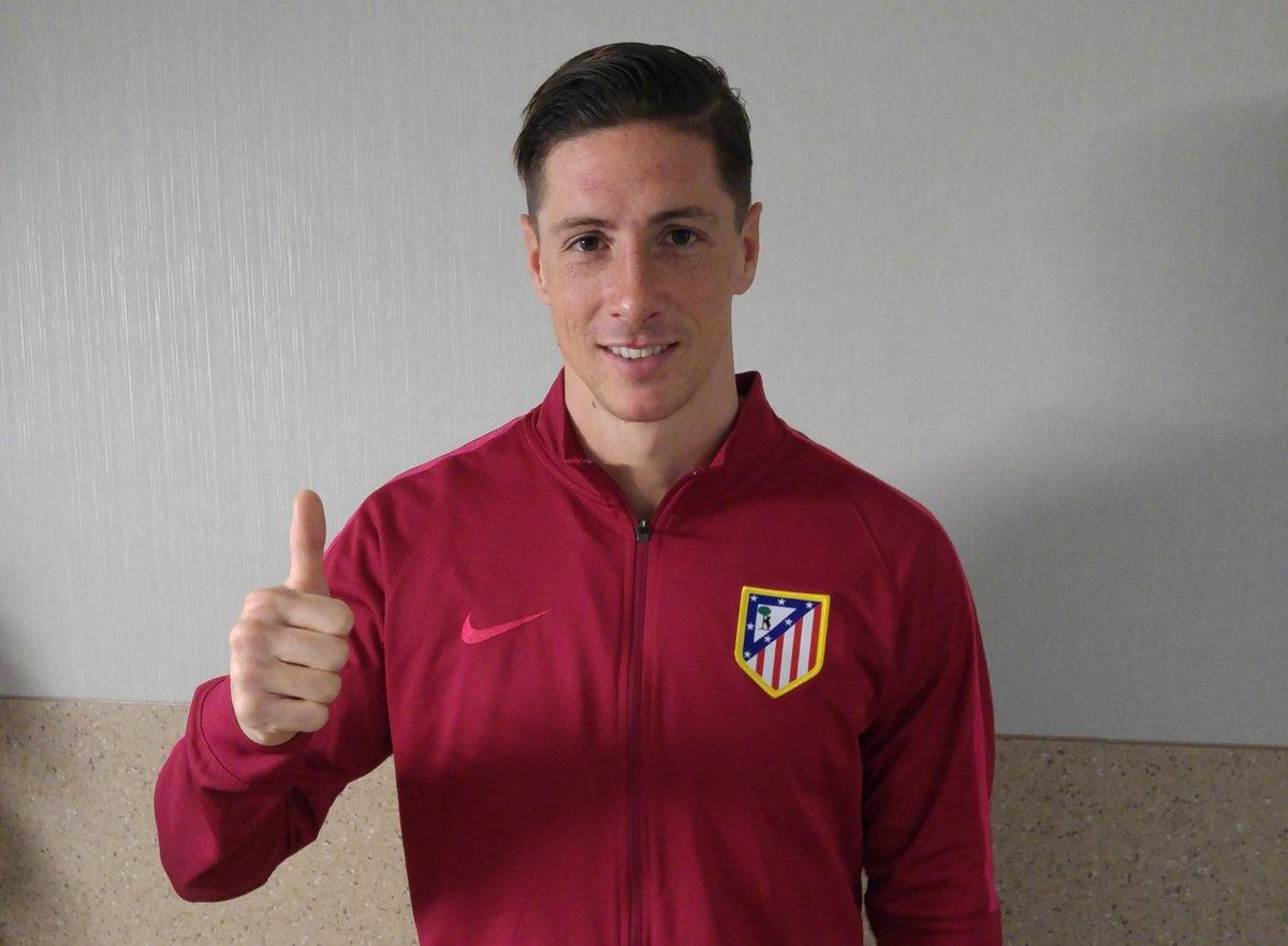 """Torres recibe el alta: """"Por suerte ha quedado todo en un susto"""""""