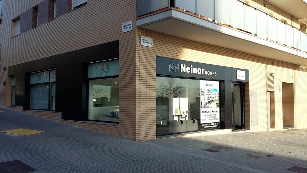 La inmobiliaria Neinor Homes inicia el proceso para salir a Bolsa ...