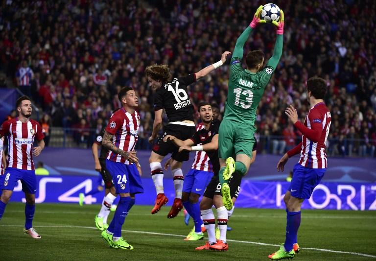 Oblak evita cualquier sorpresa en el Calderón
