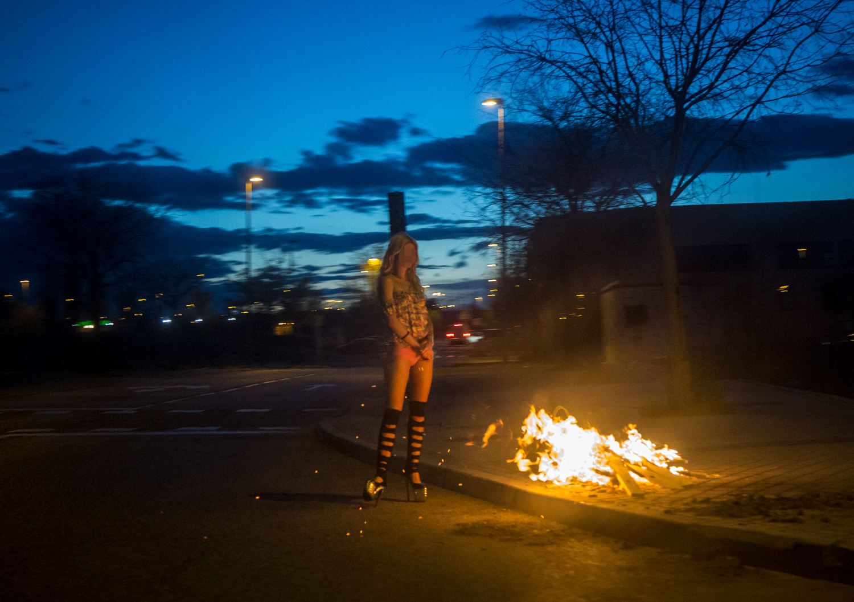 numero de prostitutas en madrid la mejor puta del mundo