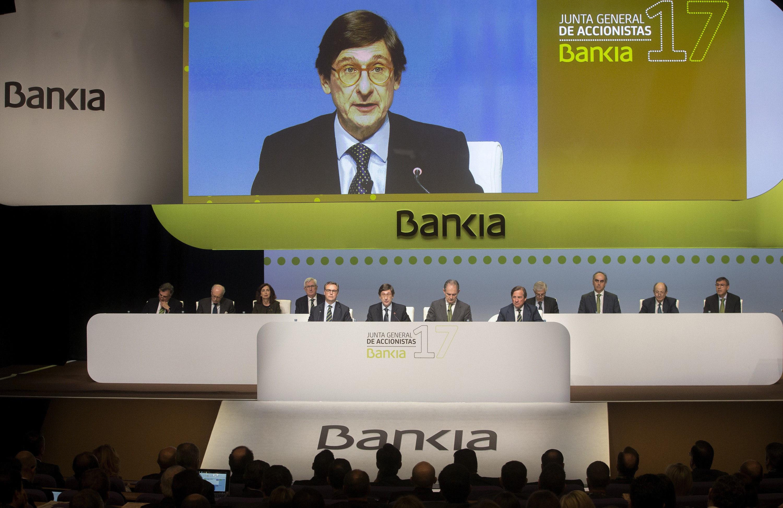 Junta de accionistas goirigolzarri se compromete a for Bmn clausula suelo 2016