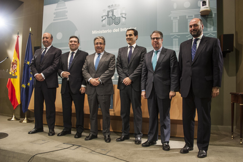 El clan de zoido el director de la dgt y otros amigos for Ministerio del interior 26j