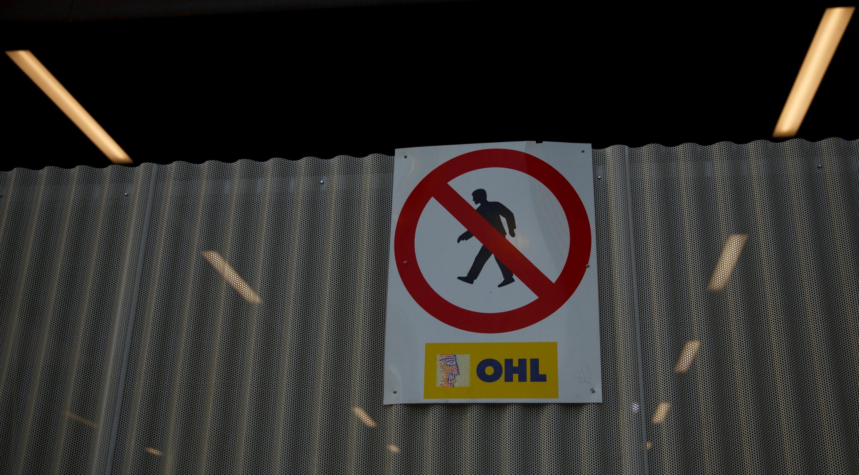 OHL presenta un ERE para un tercio de su plantilla en España | Público