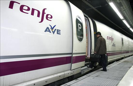 Renfe pierde la marca ave en europa por no reclamar en for Oficinas de renfe en madrid