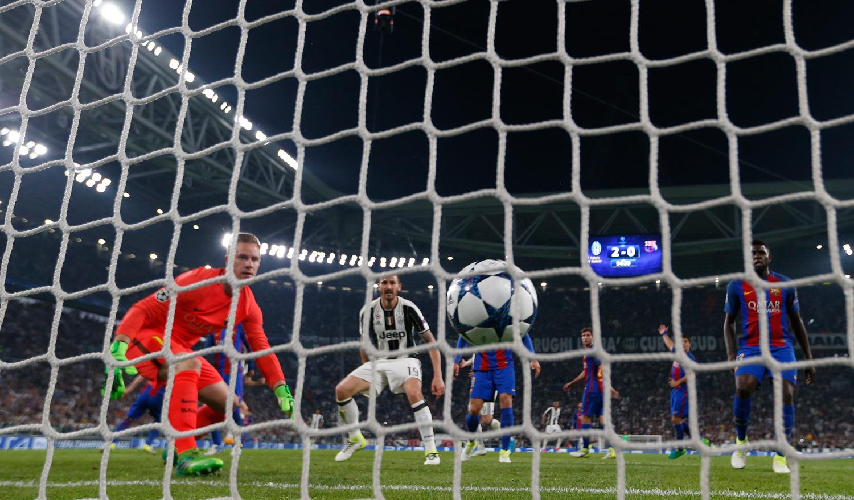 La Juve obliga al Barça a hacer otro milagro