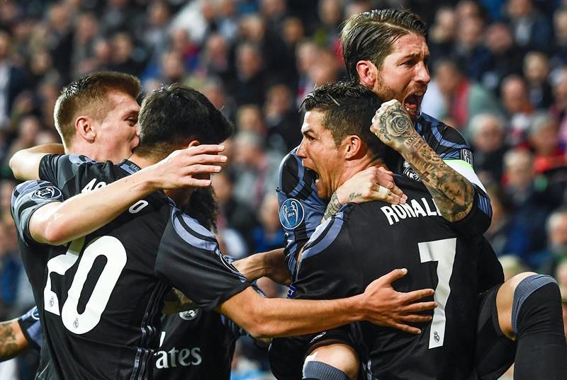 El Madrid vuelve a conquistar Múnich