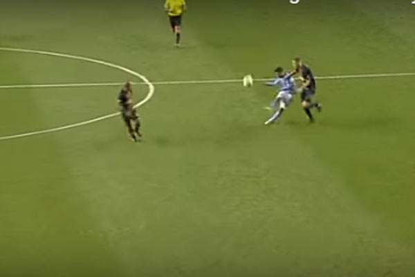 Villa marca un gol nunca visto en la MSL