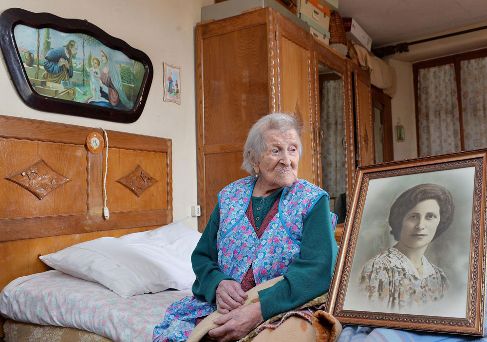 Público anciana