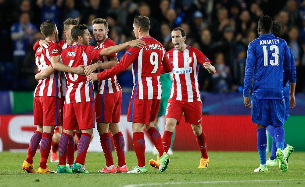Saúl vuelve a meter al Atlético en unas semifinales de Champions
