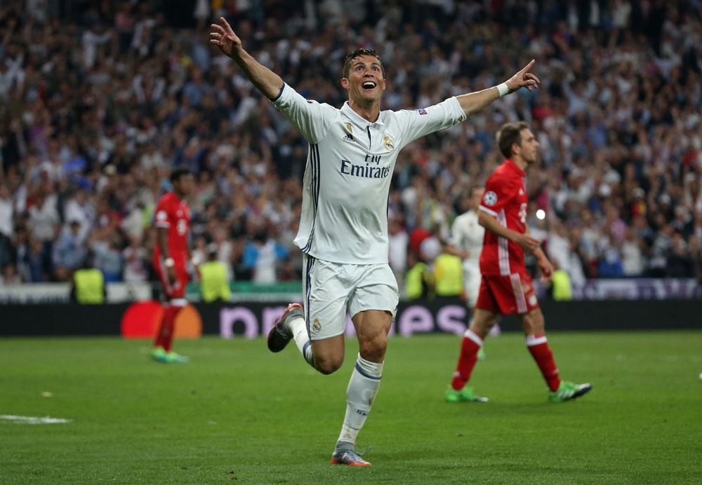 El Real Madrid doblega al Bayern en la prórroga gracias a un hat-trick de Cristiano