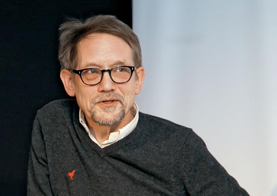 El profesor Bob Jessop