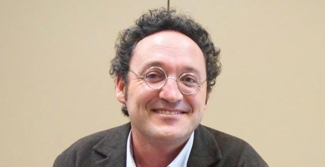 Álvaro García Ortiz, presidente de la Unión Progresista de Fiscales. Foto: UPF