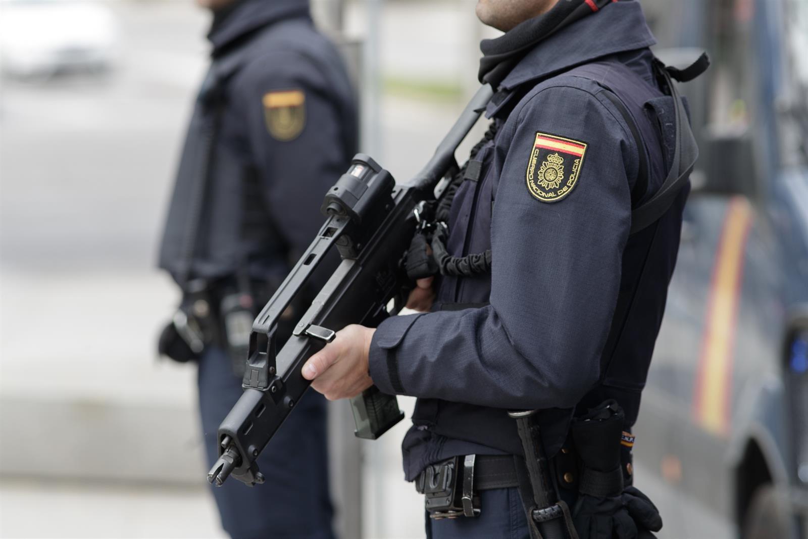 Madrid refuerza la seguridad policial por la final de la Champions