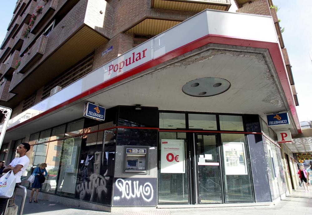 La ca da del sexto banco espa ol primera demanda civil for Oficinas banco santander alicante capital