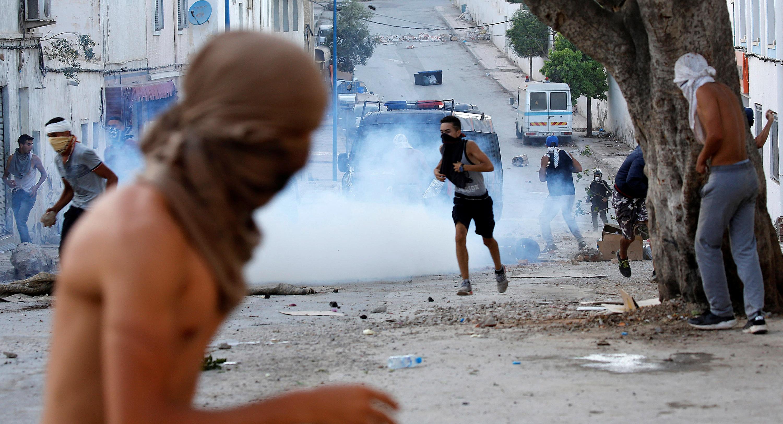 Resultado de imagen de protestas en Marruecos por falta de agua