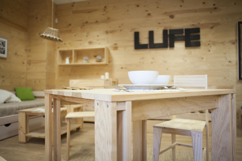 Ikea lufe el proyecto familiar que se convirti en el - Muebles lufe azpeitia ...