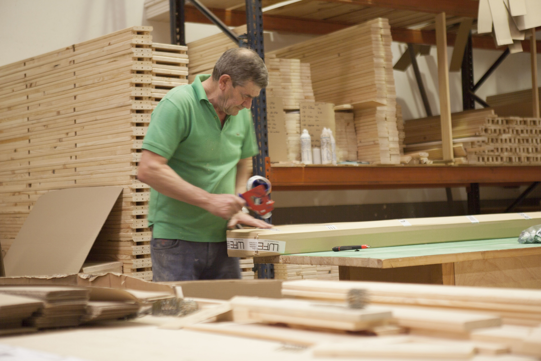 Ikea Lufe El Proyecto Familiar Que Se Convirti En El Ikea  # Muebles Lufe Instrucciones