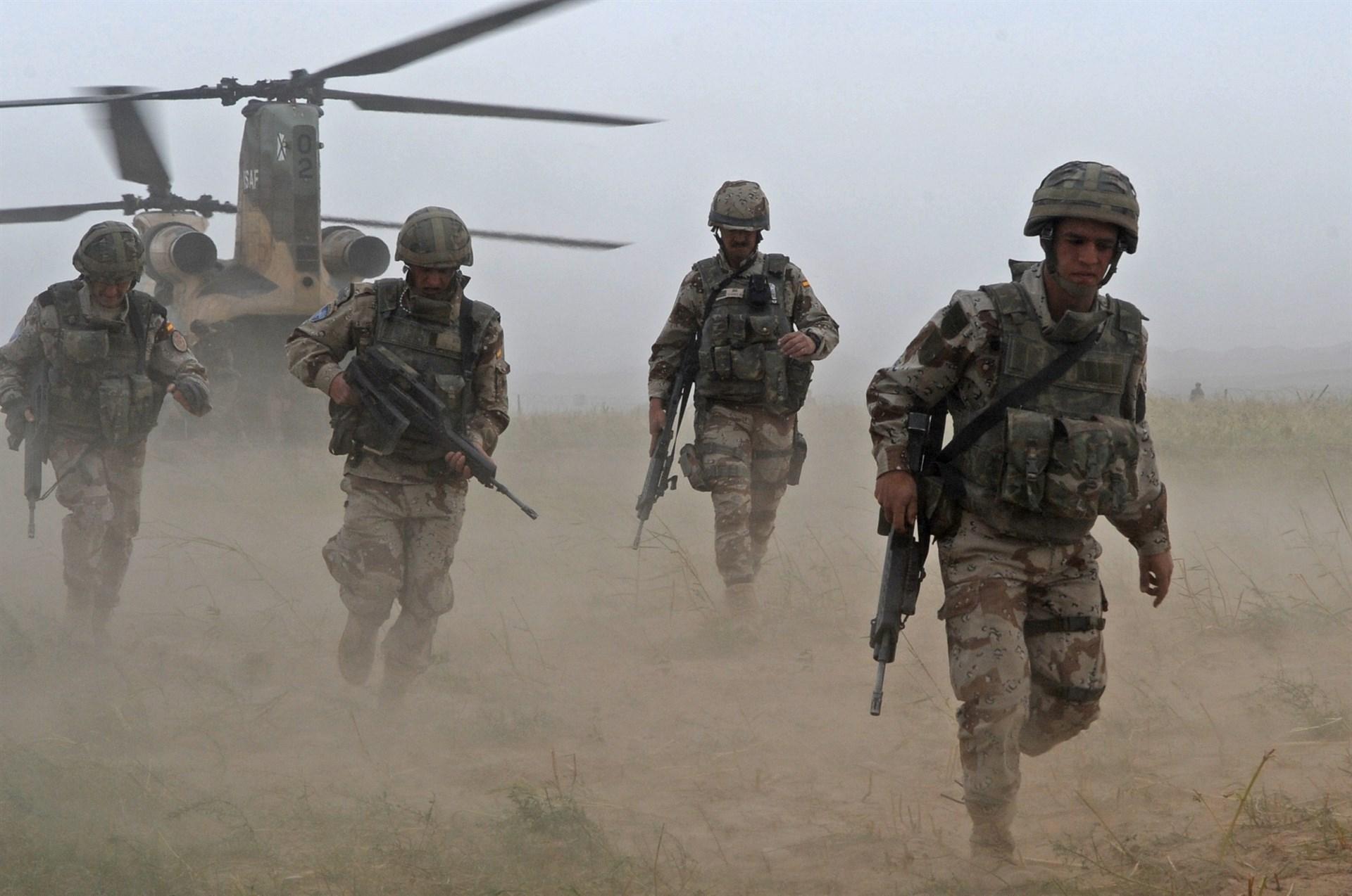 Fuerzas Armadas Defensa convoca solo 191 plazas de acceso a militar  permanente para 65.000 temporales fcedd65d187