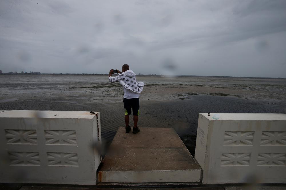 Huracán Irma Por Qué El Agua Del Mar Desapareció De Algunas - Tampa to bahamas