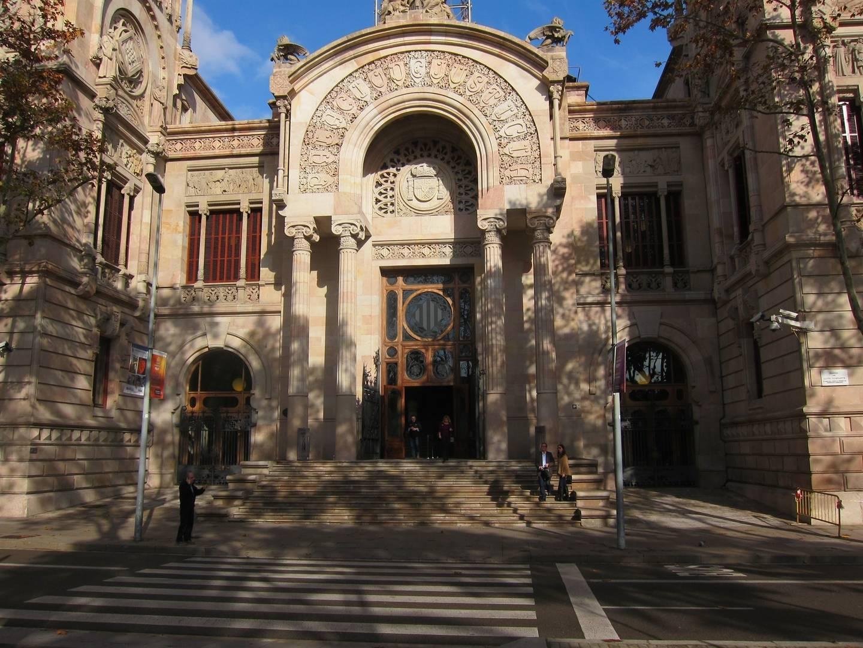 Refer ndum del 1 o reservas de jueces en catalunya con for Juzgados de martorell