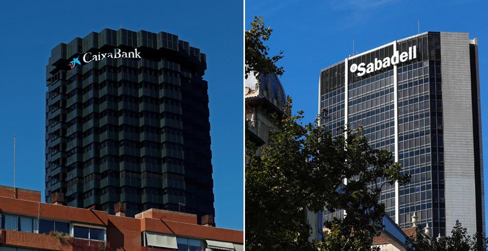 Banco sabadell caixabank y banco sabadell deciden hoy el traslado de su sede social de - Pisos de banco en sabadell ...