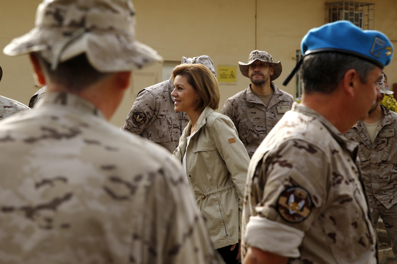 Defensa camufla 11.000 millones de euros de gasto militar en ...