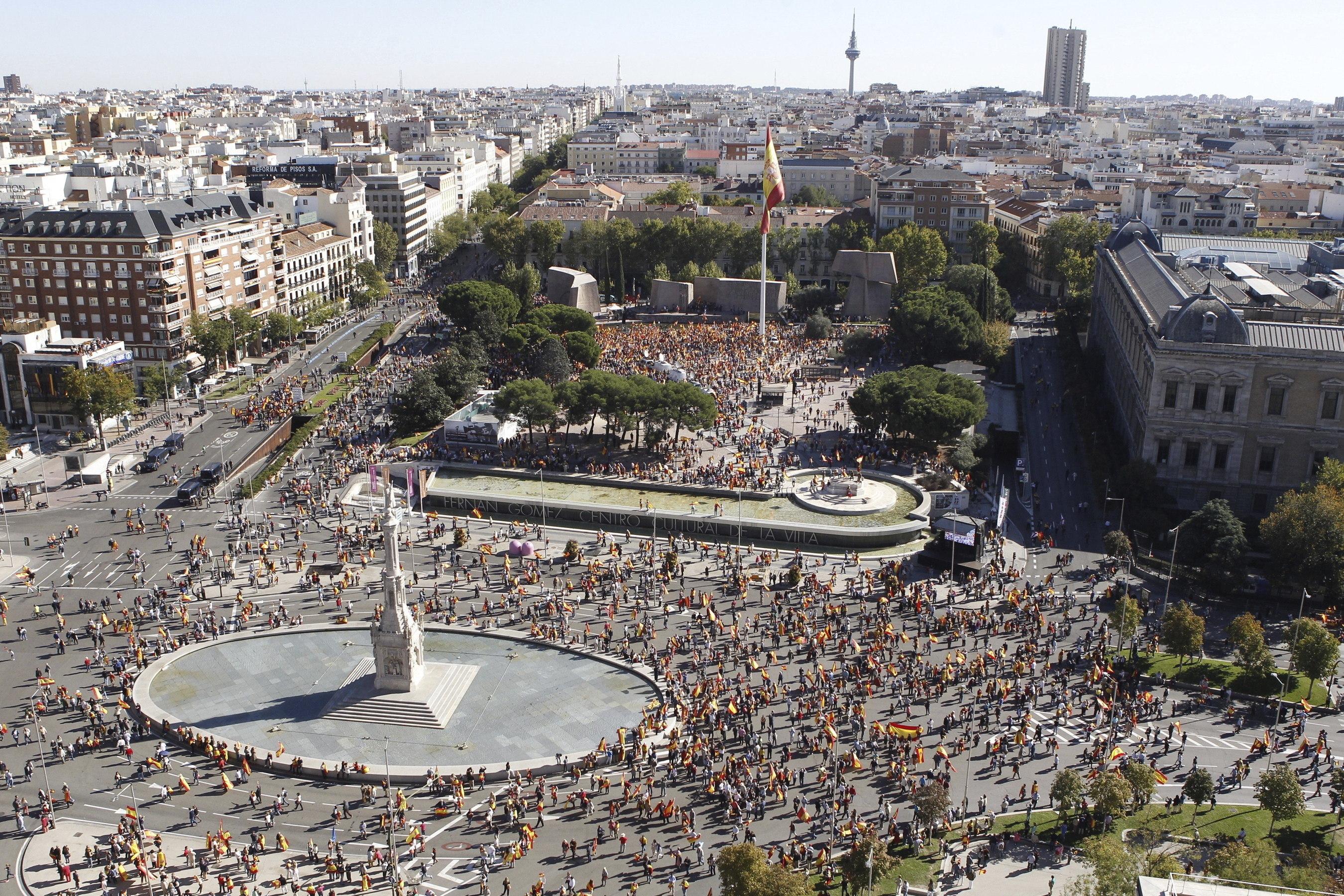 """Manifestación de la España Vaciada: """"Ser Pocos no resta derechos"""" 59f499a1e31f4"""