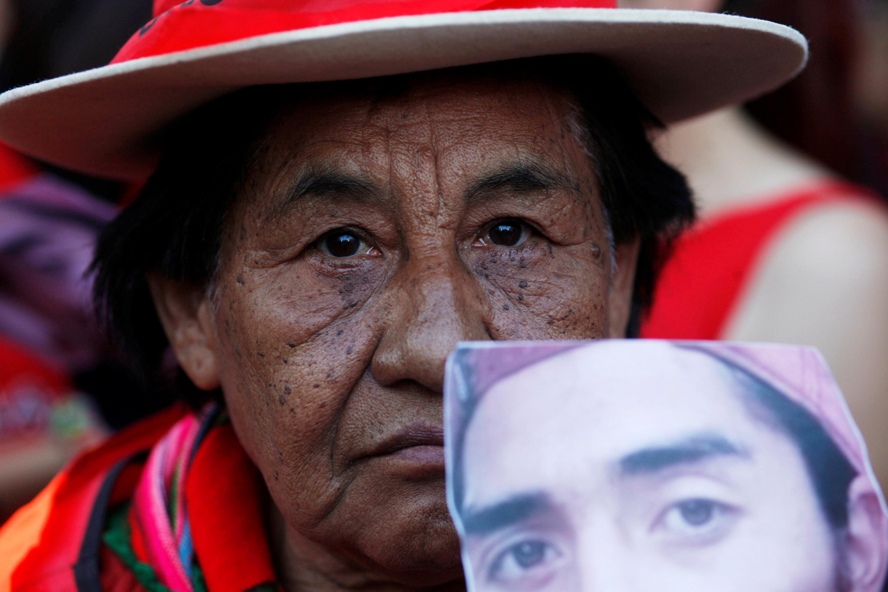 """Pueblo mapuche: """"Se opera en el inconsciente colectivo de"""