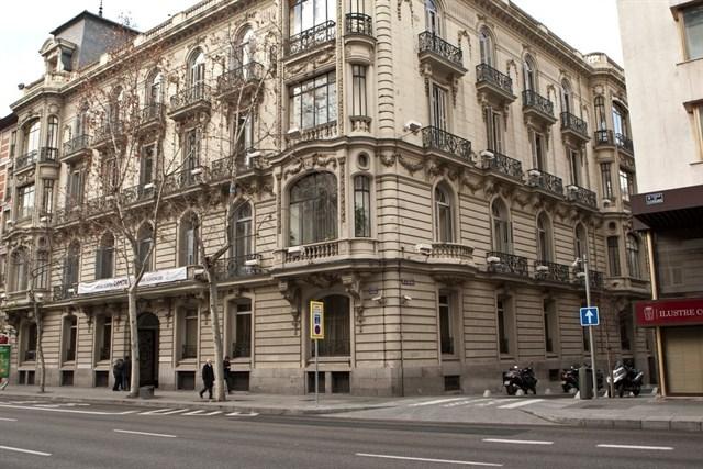 La lucha por el poder difumina el futuro de la abogac a de for Ministerio de interior madrid