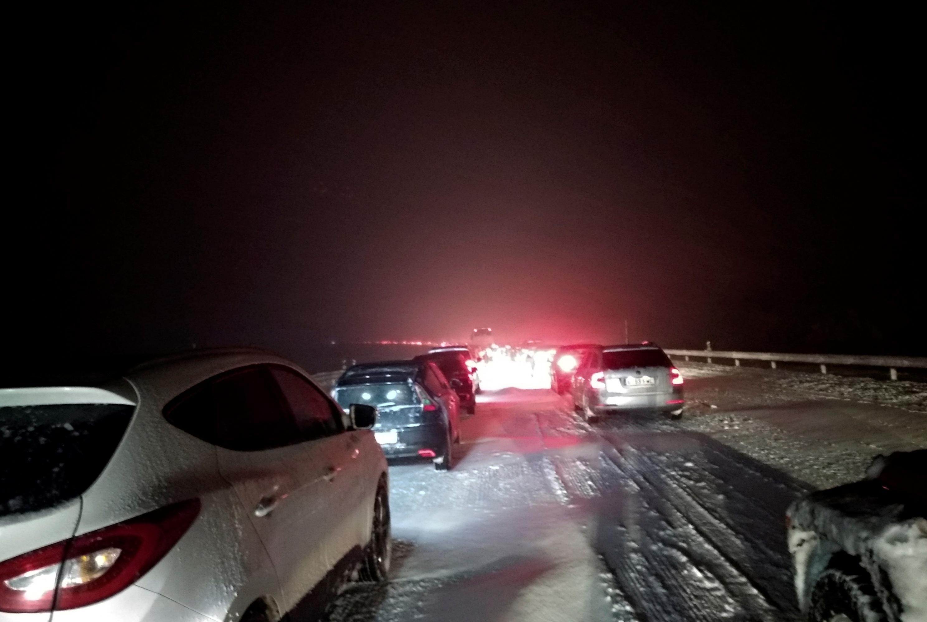 Nevada AP-6: Un millar de afectados por el caos de la AP-6 se ...
