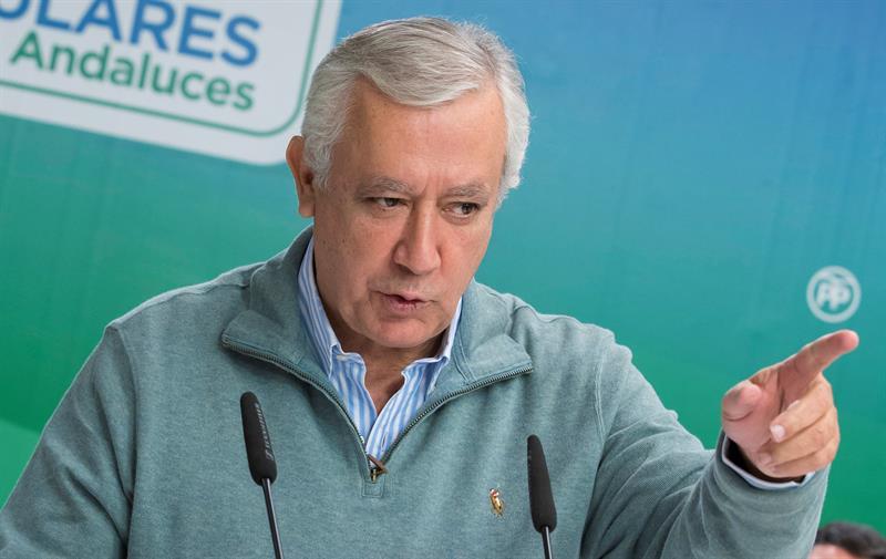 perfil: Javier Arenas, otra vez senador a los 61 | Público