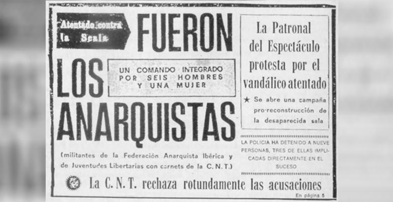Caso Scala: La guinda de la guerra sucia posfranquista contra el anarquismo    Público