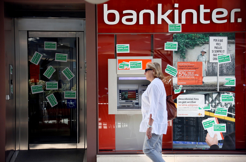 Bankinter registra un beneficio r cord de 495 2 millones for Oficinas de bankinter en madrid