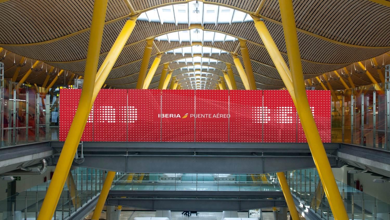 Resultado de imagen para puente aéreo Madrid-Barcelona