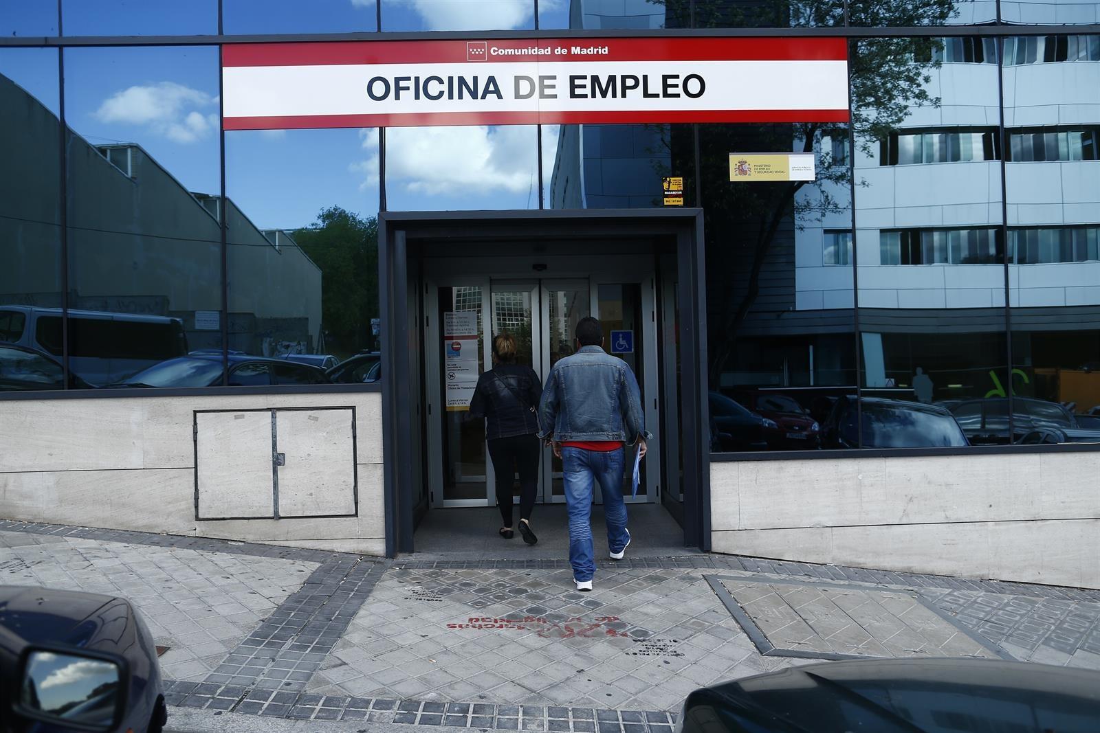 El gasto en prestaciones por desempleo baja un 0 8 en enero p blico - Oficina de desempleo ...
