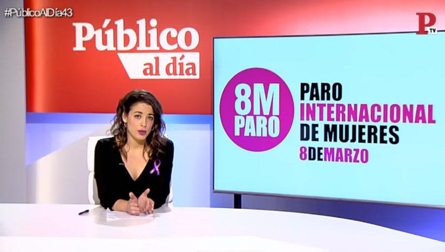 noticias de hoy 8m la huelga feminista y otras noticias