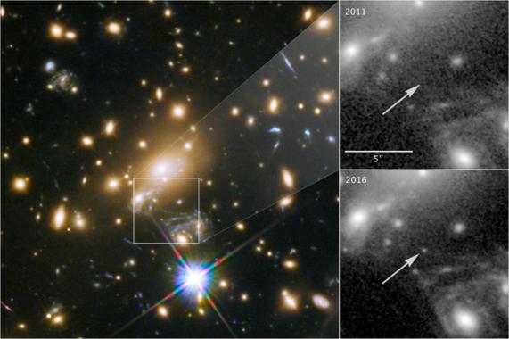 Ciencia: Detectan la estrella más lejana jamás vista | Público