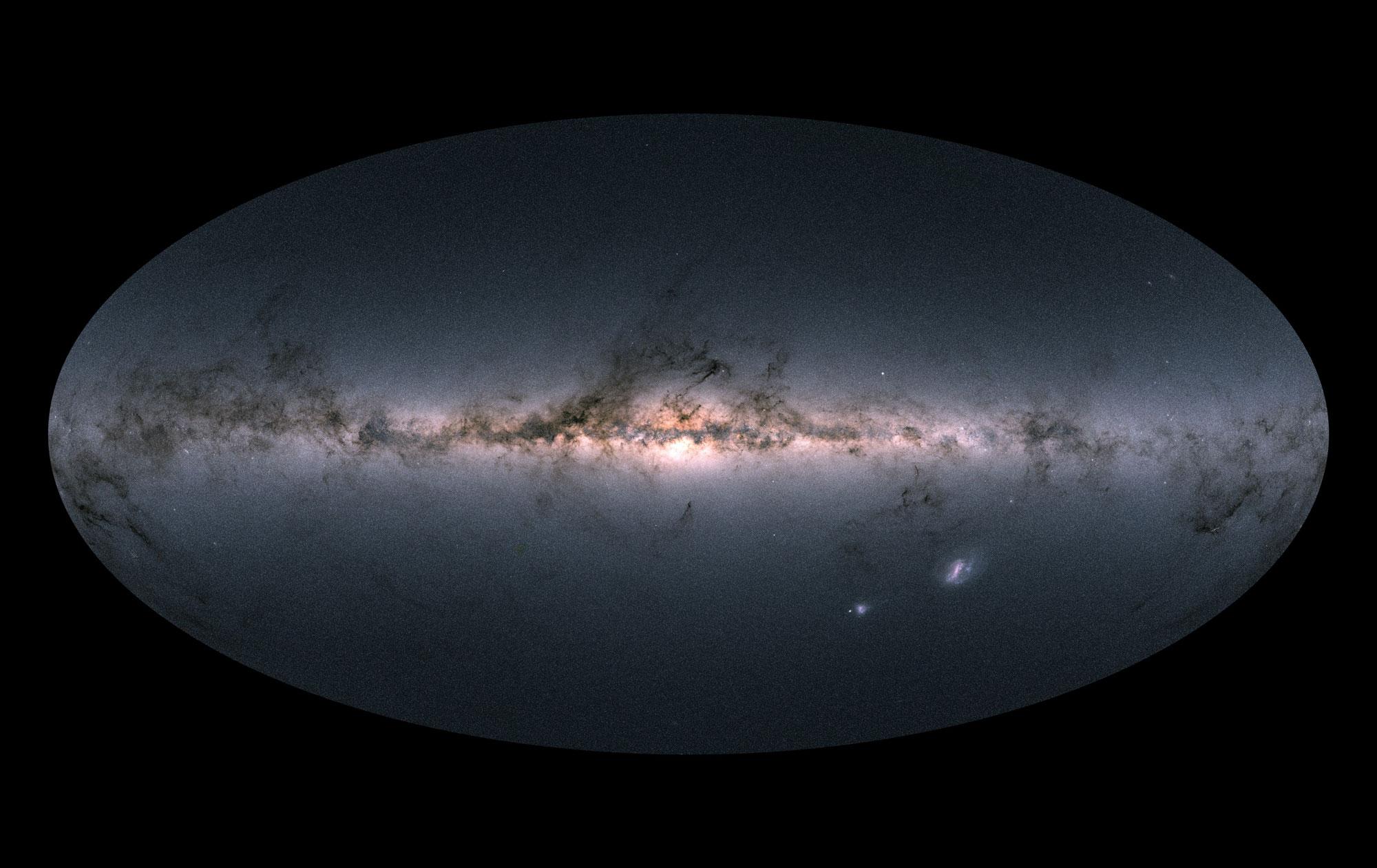 dd85dda5581 Navegar por millones de estrellas de la Vía Láctea ya es posible ...