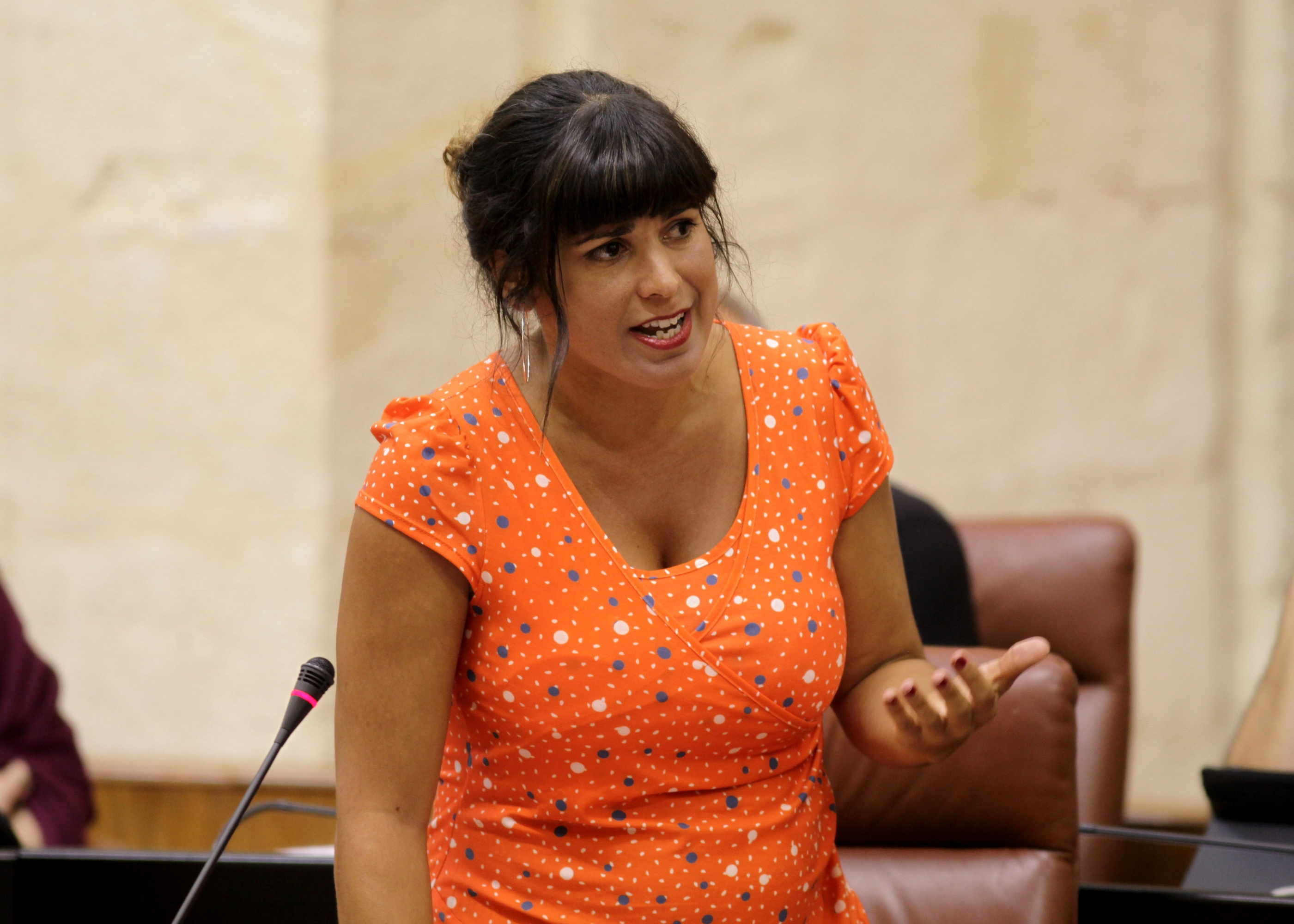 Bajas por maternidad: Teresa Rodríguez pide devolver las