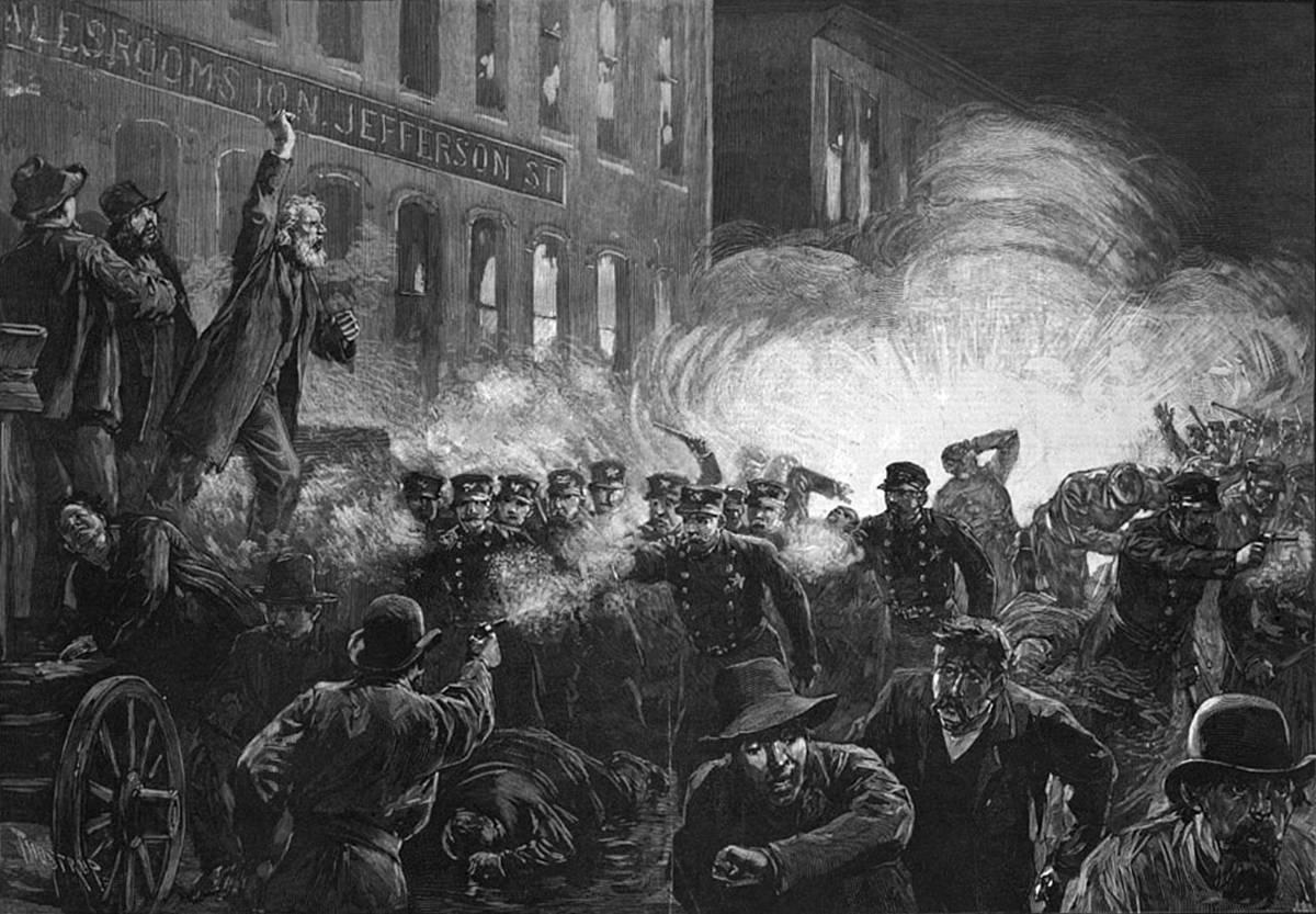 Revuelta de Haymarket: Los Mártires de Chicago: la historia del mayor  complot judicial de EEUU | Público